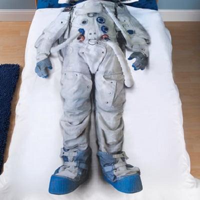 The Future Astronaut's Bedding 1