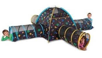 The Glow In The Dark Stargazer's Tent