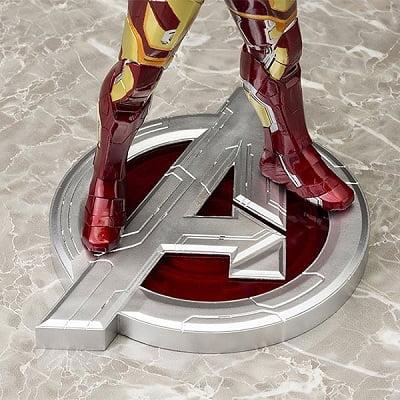 Iron Man Mk 43 ArtFX Statue 1
