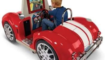 The Arcade Mini Roadster Simulator