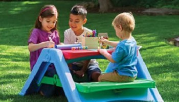 The Foldaway Play Table