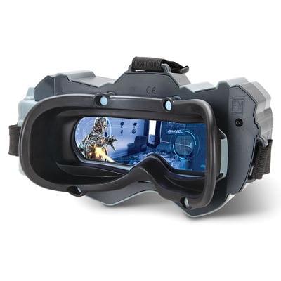 The Avengers Virtual Reality Battle