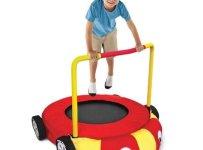 The Plush Racecar Bouncer