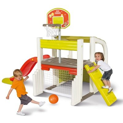 The Toddler's Sports Multiplex