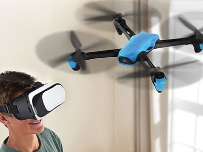 The Full Immersion Video Drone 1