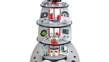 The Space Ship Playset