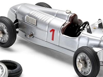 The Classic Grand Prix Racer Kit 1