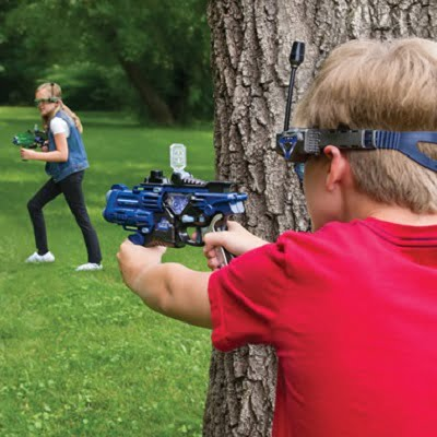 The Long Range Laser Blaster Set