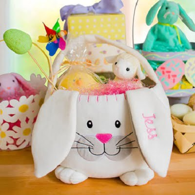 The Personalized Easter Basket 1