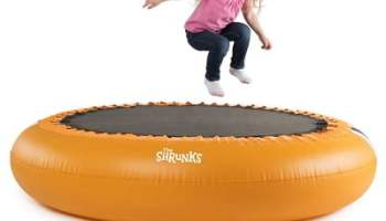The Award Winning Trampoline Pool