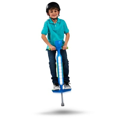 The Flybar Audible Counting Pogo Stick 1