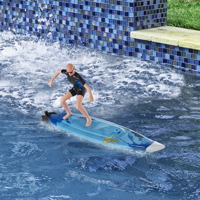 The Remote Control Surfer 1