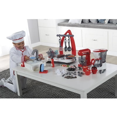 The Young Chefs Complete Working Kitchen