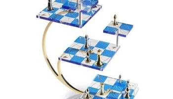 The Star Trek Tridimensional Chess Set