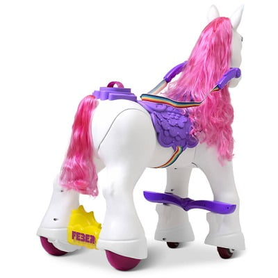 The Enchanted Electric Ride On Unicorn 1
