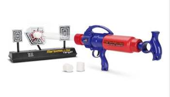 The Giant Marshmallow Blaster Arcade