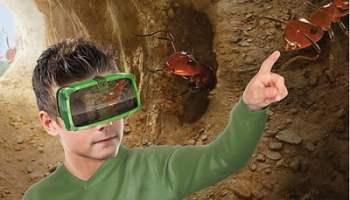 Antopia Adventure Virtual Explorer