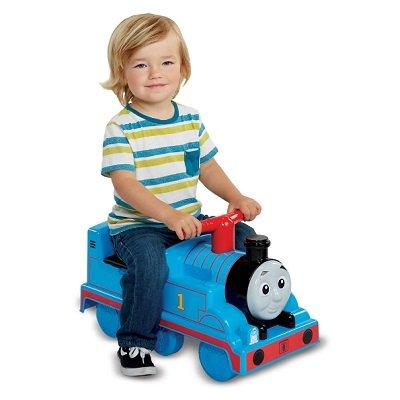 The Thomas The Tank Ride On 1