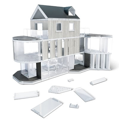 Aspiring Architect's STEAM Design Kit