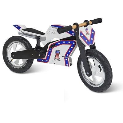 The Evel Knievel Balance Bike