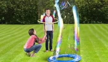 Mega-Bubble-Maker