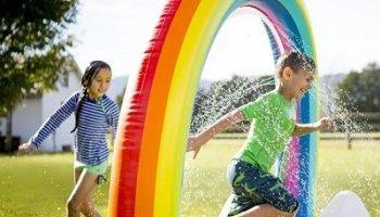 Inflatable-Rainbow-Arch-Sprinkler