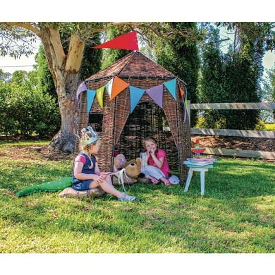 Natural-Willow-Play-House