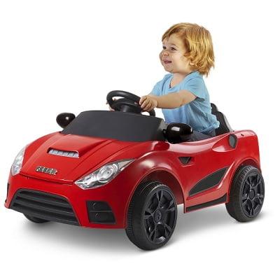Ride And Repair Sports Car