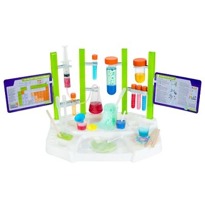 Slime Chemistry Lab