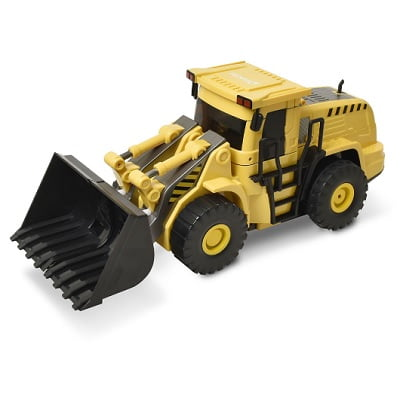 Voice Activated Transforming Construction Truck