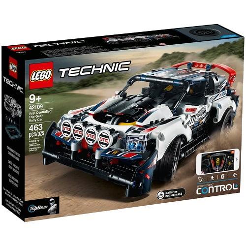 LEGO Technic Top Gear Rally Car 1