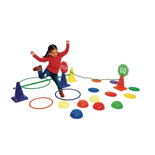 Obstacle Course Activity Set 1