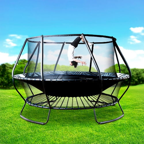 Bungee Tension Trampoline