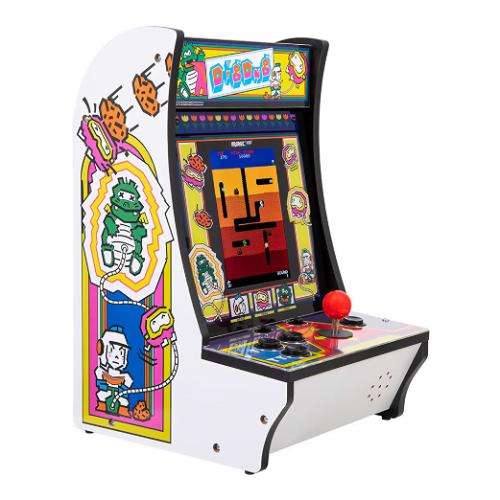 Dig Dug Countertop Arcade Game