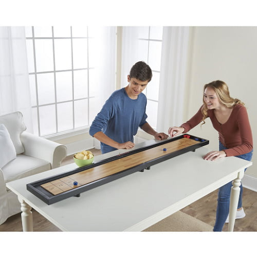 Portable Tabletop Shuffleboard