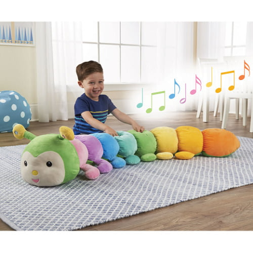 Musical-Plush-Caterpillar