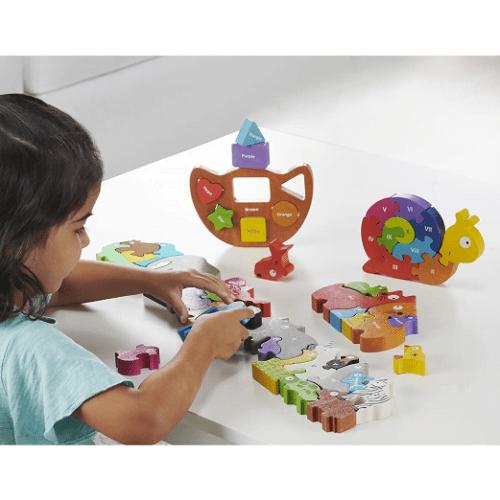 Animal Puzzle Learning Set1