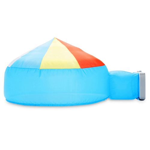 Fan Inflated Play Fort