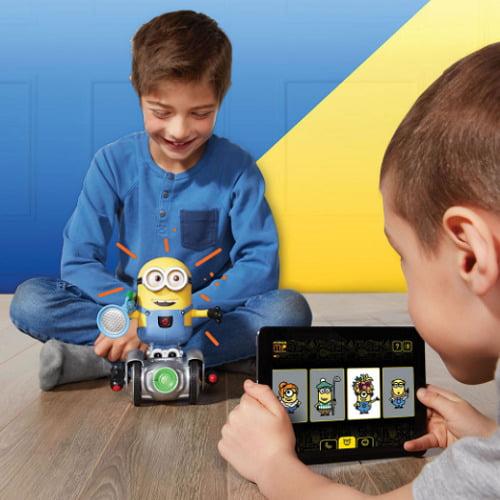 Kids Personal Minion Robot1