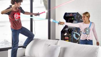 Sword-And-Shield-Laser-Battle