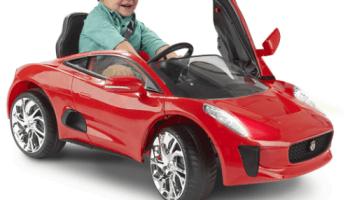 Ride-on-Jaguar-Convertible