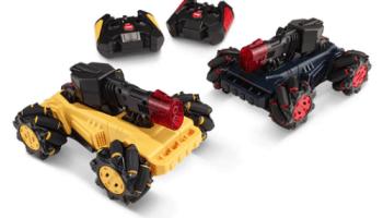Laser-Battling-RC-Cars