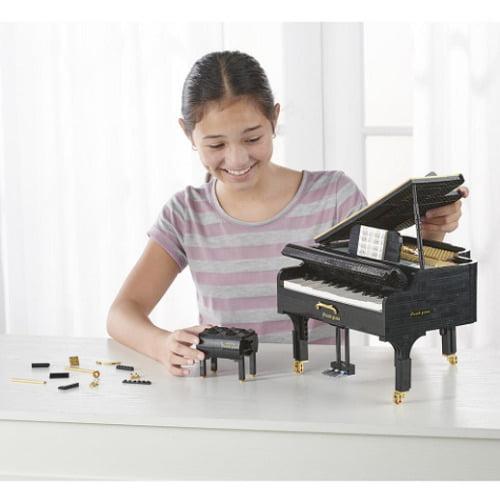 Playable Miniature Grand Piano