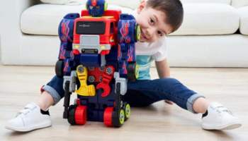 Transforming-Truckbot