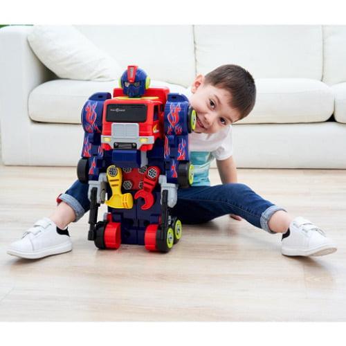 Transforming Truckbot