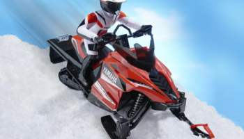 RC-Snowmobile