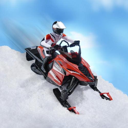 RC Snowmobile