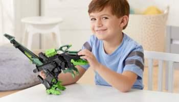 Transforming-Dinocopter