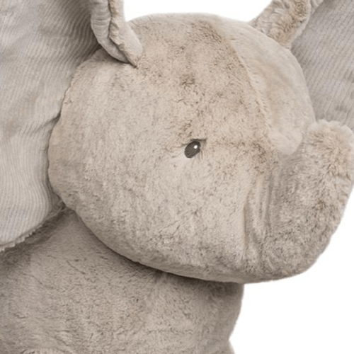 Plush Elephant Rocker1
