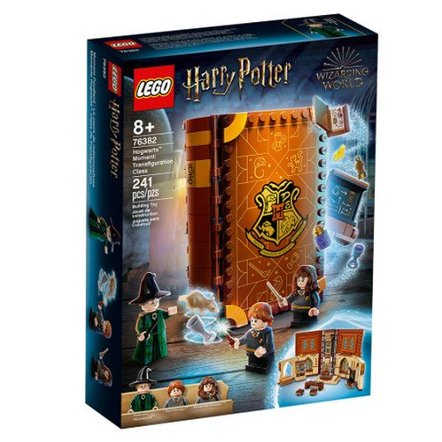LEGO Harry Potter Hogwarts Classroom1